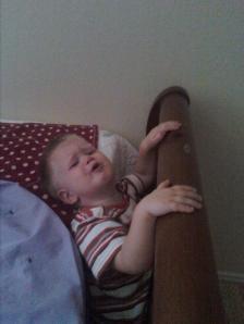 Levi stuck